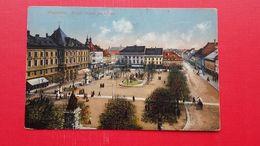 Klagenfurt.Kaiser Franz Josef-Platz-1916 - Klagenfurt