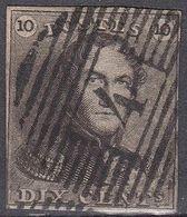 N° 1 - 4 - 4 Randen - 1849 Schulterklappen