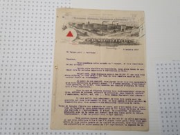 Huileries Et Engrais Dumortier à Tourcoing Dans Le Nord (dept 59) Et Novorossisk En Russie - France