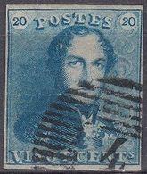 N° 2 - 4 - 4 Randen - 1849 Epaulettes