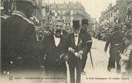 21 DIJON - INAUGURATION DU MOMUMENT BOSSUET - Le Poète Bourguignon M. Stéphen Liégeard - Dijon