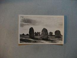 CARNAC  -  56  -  Alignements Du Ménec  -  Morbihan - Carnac