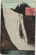 CANADA QUEBEC MONRMORENCY FALLS NEAR QUEBEC - Montmorency Falls