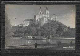 AK 0505  Melk Mit Donau-Dampfer - Verlag Mark Um 1930 - Melk
