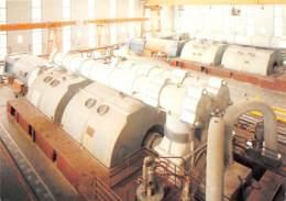 Centre De Production Nucleaire Du BUGEY 2 Groupes Turbo Alternateur De 330 Mva 7(scan Recto-verso) MA2258 - Frankreich