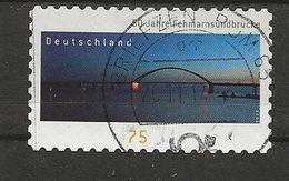 Fehmarnsundbrücke.. - Used Stamps