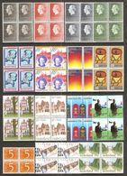 15 Blocs De Quatre ( Pays-Bas )( Neufs**) - Blocs
