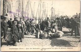 59 DUNKERQUE - Quai Des Hollandais, Les Pecheurs Islandais - Dunkerque