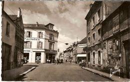 4H6  --  95  ERMONT  Rues De La République Et Du 18 Juin - Ermont