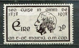 Ireland Mi# 67 Postfrisch/MNH - Revolutionary - 1937-1949 Éire