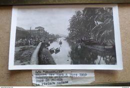 PAQUEBOT S/S CHAMPLAIN - Escale à FORT DE FRANCE 04/03/1939 - La Rivière Madame ( Martinique, Bateaux ) - Lugares