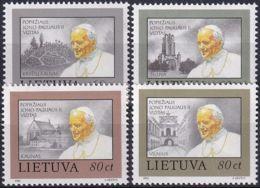 LITAUEN 1993 Mi-Nr. 533/36 ** MNH - Lithuania