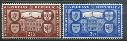 Ireland Mi# 108-9 Postfrisch/MNH - Independence - 1937-1949 Éire