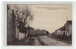 70 SAULX #12251 ROUTE DE VESOUL BAS DU VILLAGE N° 15532 EDIT POIROT - Francia