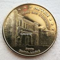 Monnaie De Paris 71.Autun - Porte Saint André 2009 - Monnaie De Paris