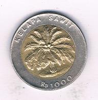 1000  RUPIAH 1996 INDONESIE /4379/ - Indonesien