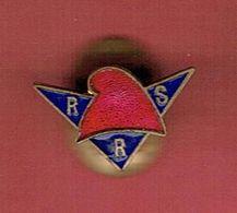 INSIGNE BOUTONNIERE RASSEMBLEMENT RADICAL SOCIALISTE 1936 FRONT POPULAIRE BONNET PHRYGIEN - Organisations