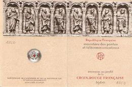 Carnet Croix Rouge 1960 - Croix Rouge