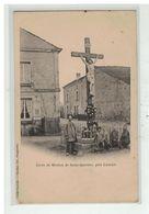 70 SAINT SAUVEUR #12261 PRES LUXEUIL CROIX DE MISSION - Francia