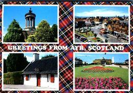 Greetings From Ayr , Scotland - Ayrshire