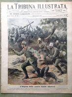 La Tribuna Illustrata 15 Luglio 1917 WW1 Gradisca Salonicco Luigi Chiarelli Aida - Guerre 1914-18