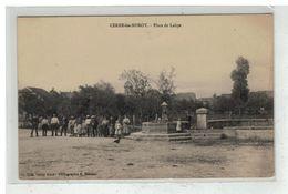 70 CERRE LES NOROY #12271 PLACE DE LAHYE EDIT COLTEY - Francia