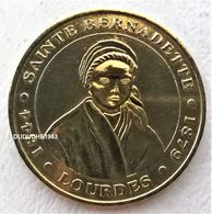 Monnaie De Paris 65.Lourdes - Sainte Bernadette 2003 AD - Monnaie De Paris