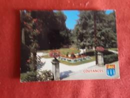 No 224  Manche  50  Coutances  Jardin Public 1986 - Coutances
