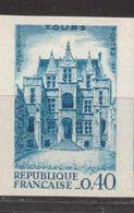 Hôtel Gouin YT 1525 De 1967 Essai De Couleur Sans Trace Charnière - France