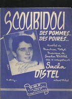 """Scoubidou Des Pommes ...des Poires.... Sacha Distel - Musica & Strumenti"