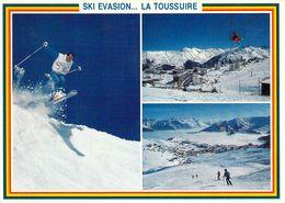 73 - La Toussuire - Multivues - France