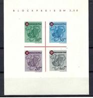 Allemagne - Baden - Blockpreis DM 3, 50 - Sans Charnière - 1949 - TB - Bade