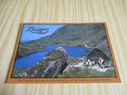 Killarney (Irlande).The Turnpike Rock And Augher Lake In The Gap Of Dunloe. - Irlanda