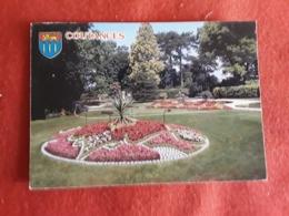 No 224  Manche  50  Coutances  Jardin Public 1989 - Coutances