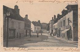 45 - CHATILLON SUR LOIRE - Rue Neuve - Chatillon Sur Loire