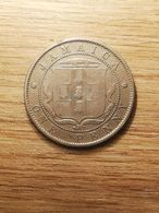 COIN MONNAIE JAMAIQUE JAMAICA GEORGE V ONE PENNY 1920 - Jamaique