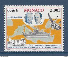 Monaco - YT N° 2318 - Neuf Sans Charnière - 2001 - Unused Stamps