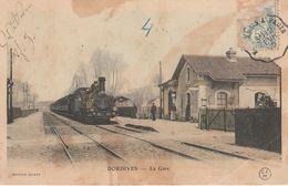 45 - DORDIVES - La Gare - Dordives