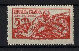ESPAÑA **NE-46 Nuevo Sin Charnela. Cat.22 € - 1931-50 Neufs