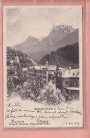 OUDE POSTKAART ZWITSERLAND - SCHWEIZ -         TARASP  1904 - GR Grisons