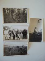 ASIE VIETNAM DALAT ANNAM 3 PHOTOS + 1 CPA INDIGENES TRAVAILLEURS ANNEE 1928 A VOIR N° 2 - Viêt-Nam