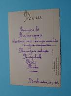 Sanatorium Imelda Der Zusters Norbertienen Van Duffel ( L. Van Baelen ) Anno 19?? ( Zie / Voir Photo) ! - Bonheiden