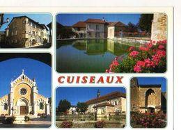 71  CUISEAUX Cite Medievale - France