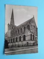 Ste WALDETRUDIS Kerk ( J. Prevot ) Anno 19?? ( Zie / Voir Photo) ! - Herentals