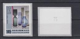 Bund 3330 SELBSTKLEBEND RM Mit Ungerader Nummer Design Aus Deutschland 145 C ** - BRD