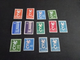 K32194 -  Lot Sets And Stamps  MNH CEPT Europa - 1958 - Europa-CEPT