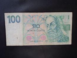 RÉPUBLIQUE TCHÈQUE : 100 KORUN   1993    P 5a      TTB - Tchéquie