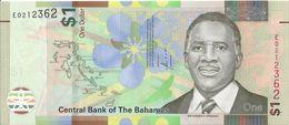 BAHAMAS - 1 Dollars 2017 - UNC - Bahamas