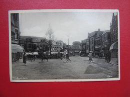 ZAANDAM  Netherlands  Postcard Y1930s - Zaandam