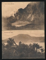 SUMATRA  2 CARDS  LOOK 2 SCANS - Indonesien